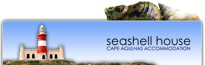 Seashell House, Cape Agulhas Accomodation